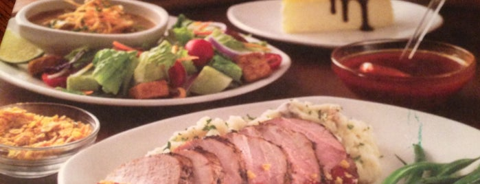 Outback Steakhouse is one of Reading, Pa.