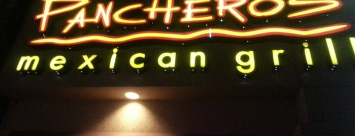 Pancheros Mexican Grill is one of Nikさんのお気に入りスポット.
