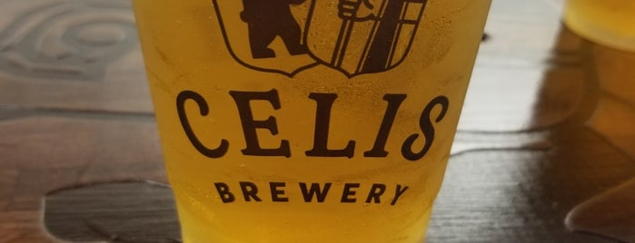 Celis Brewery is one of Austin and San Antonio.