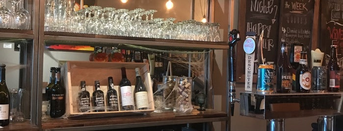 Marche Winebar is one of Lugares favoritos de st.