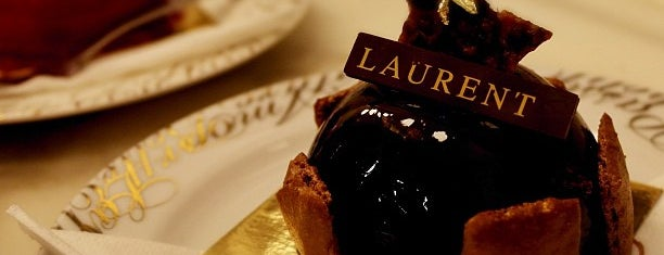 Laurent Patisserie is one of Ezequiel's Liked Places.