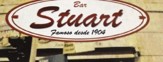 Bar Stuart is one of Descobrindo Curitiba.