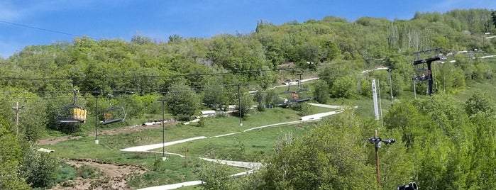 Alpine Slide is one of Park City.