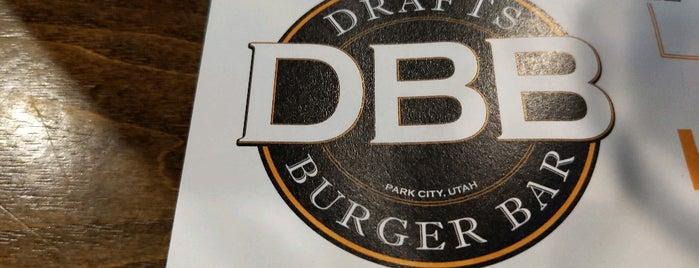 Drafts Burger Bar is one of 🇺🇸 Utah   Hotspots.