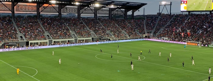 Audi Field is one of Locais curtidos por Jen.