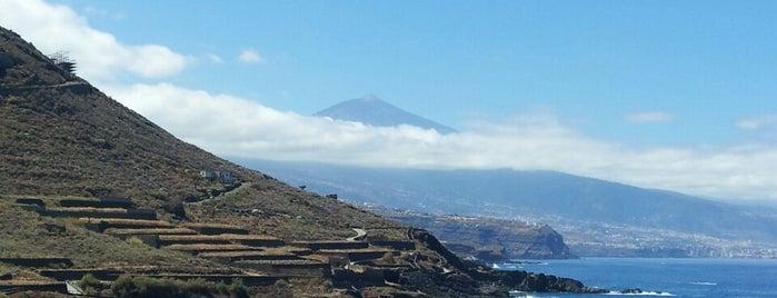 Sendero de Costa El Sauzal is one of Turismo por Tenerife.