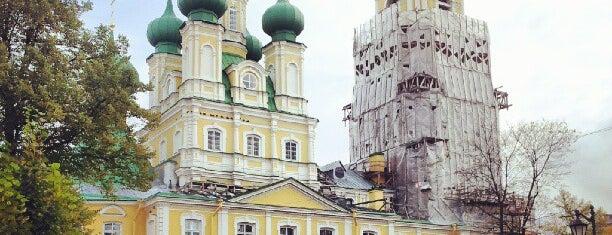 Церковь Благовещения Пресвятой Богородицы is one of Православный Петербург/Orthodox Church in St. Pete.