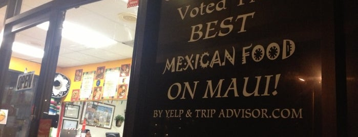 Ohana Tacos is one of Maui places to check out.