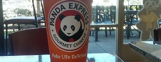 Panda Express is one of Lugares favoritos de Julio.