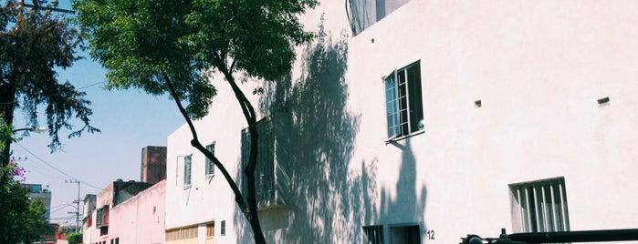 Casa Estudio Luis Barragán is one of Mexico City.