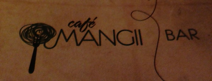 Cafe Mangii is one of Mumbai #4sqCities.