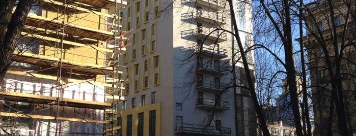 Апарт-отель «Вертикаль» is one of Активный отдых СПб.