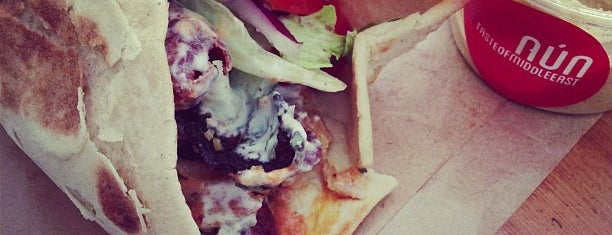 Nun - tasteofmiddleeast is one of MILANO EAT & SHOP.