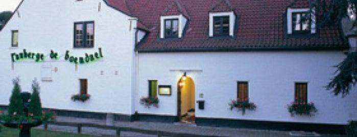 Auberge de Boendael is one of Orte, die Med gefallen.
