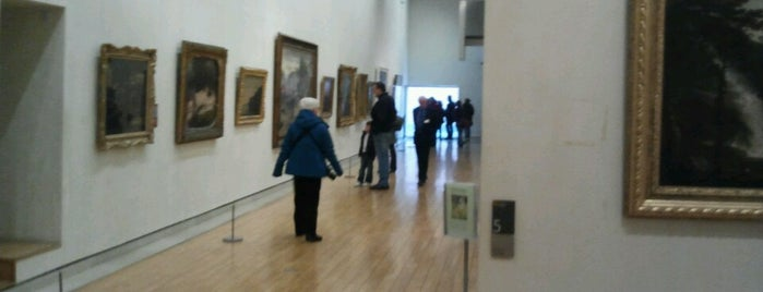 National Gallery of Ireland is one of Dublin City Guide.