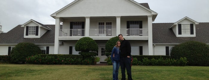 Southfork Ranch is one of 67 Things to do in Dallas Before You Die or Move.
