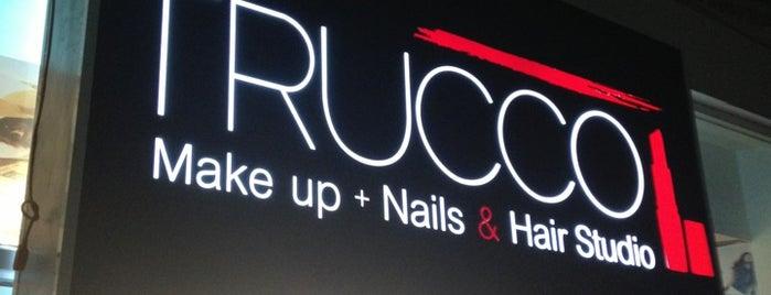 Trucco Salon is one of salones de belleza.