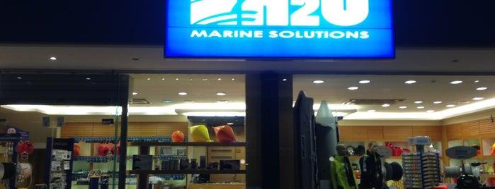 H2O Marine Solutions is one of Posti salvati di Lykourgos.