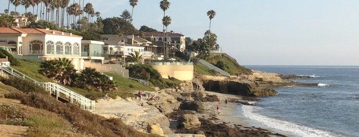 La Jolla Beach is one of San Diego To-Do List.