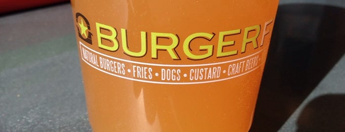 BurgerFi is one of Locais salvos de Doug.