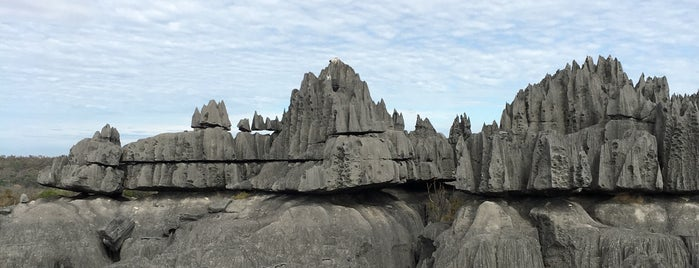 Grand Tsingy is one of Madagascar.