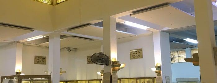 Jordan Archeological Museum is one of Fatih 님이 좋아한 장소.