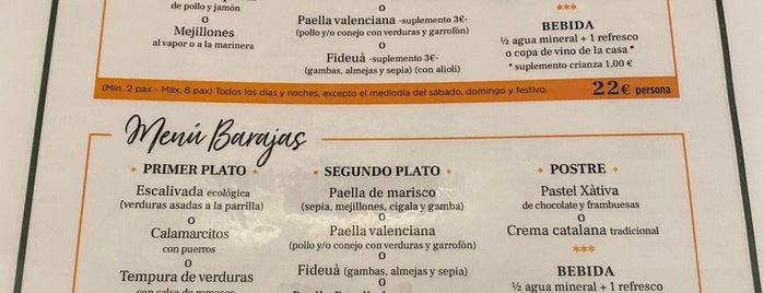 Xativa Sant Antoni is one of Wishlist y Recomendados.