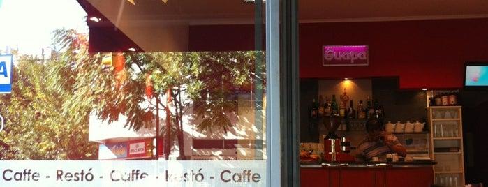 Guapa Café is one of Almuerzo.