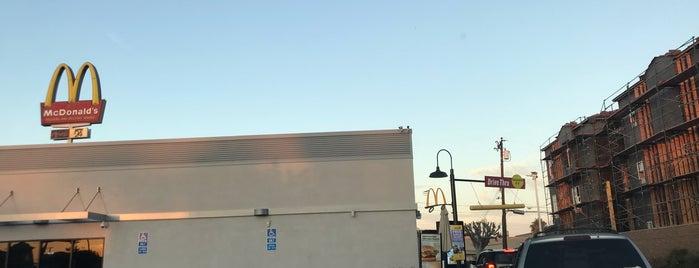 McDonald's is one of G'ın Beğendiği Mekanlar.