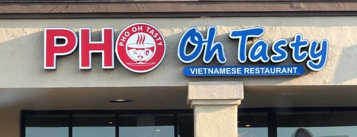 Pho Oh Tasty is one of Orange Anaheim.