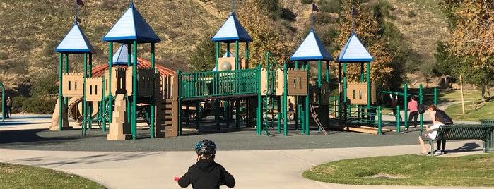 Box Canyon Park is one of Yorba linda.