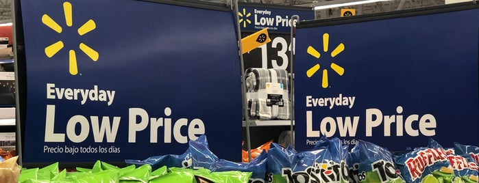 Walmart is one of Orange Anaheim.