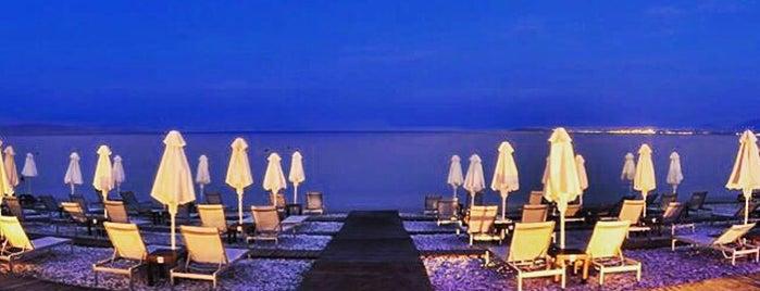 Piedra Del Mar is one of Must list Corfu.