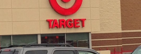 Target is one of Bradyさんのお気に入りスポット.