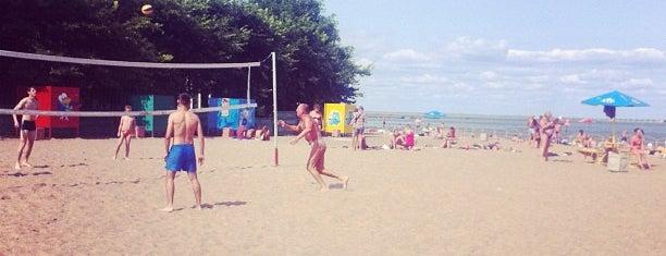 Городской пляж is one of สถานที่ที่ Катеринга ถูกใจ.