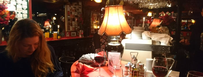 La Cave Wine Bar is one of Dublin: Favourites & To Do.