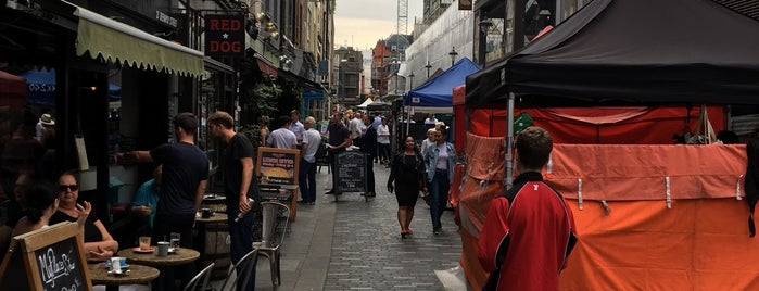 Berwick Street is one of London.
