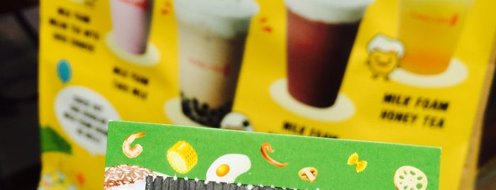 LiHO is one of Micheenli Guide: Popular/New bubble tea, Singapore.