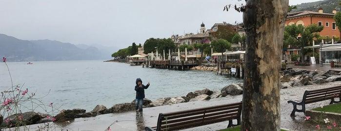 Lago di Garda is one of Tempat yang Disukai Galia.