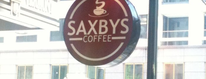 Saxbys Coffee is one of Best of D.C..