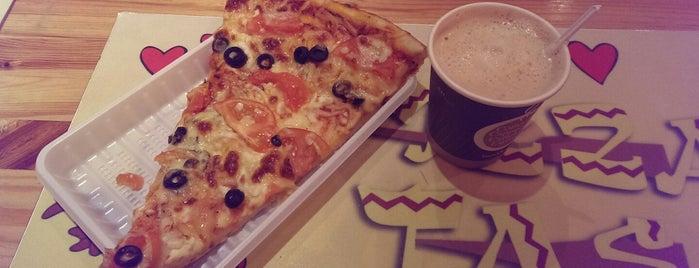 Pizza Tas is one of Roman : понравившиеся места.