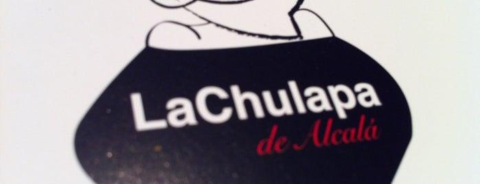 La Chulapa de Alcala is one of Comer en Madrid.