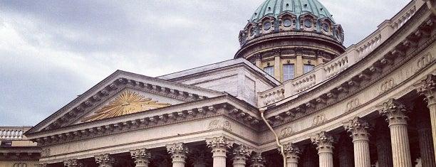 Казанский собор is one of spb.