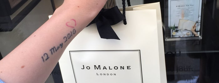 Jo Malone is one of Paris.