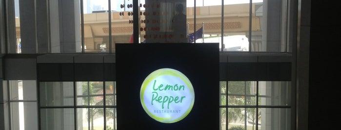 Lemon Pepper Restaurant is one of 🍷🍴🍮.