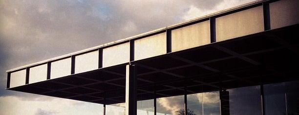 Neue Nationalgalerie is one of Berlin.