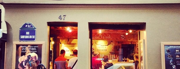 Amorino is one of Best Eats in Paris.