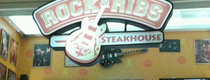 Rock & Ribs Steakhouse is one of Lugares legais em São Paulo.