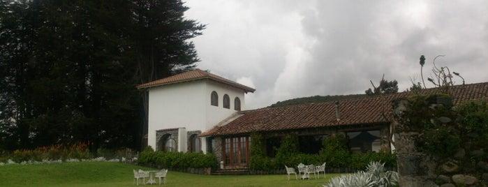 Hacienda Santa Ana is one of Locais curtidos por Joel.