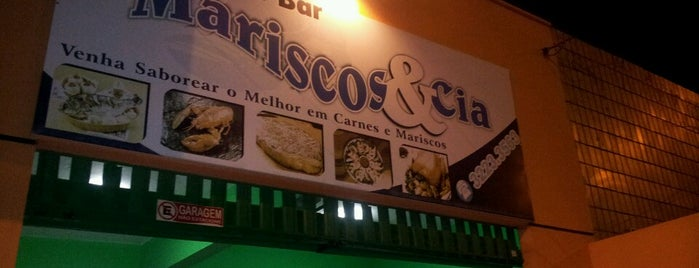 Restaurante Bar Mariscos & Cia is one of To.
